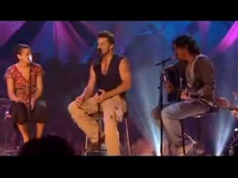 Ricky Martin y Chambao - Tu Recuerdo.avi