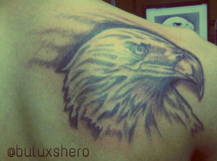 Tattoo Eagles Lazio, Cool Picture, Lazio, Lazio Indonesia
