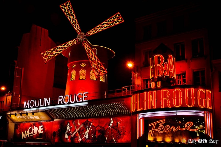 Feeling artistic,bohemian or just plain curious….any reason works to visit the Montmatre section of Paris.  Most just come to watch the now-made-famous-due-to-hollywood cabaret show Moulin Rouge. Its distinct red windmill is now the staple picture postcard of this part of the city.    Want to judge the show for its decadence or partake in the Vegasesque revelry with a bottle of French Champagne….whichever you choose just make sure to get your ticket early.