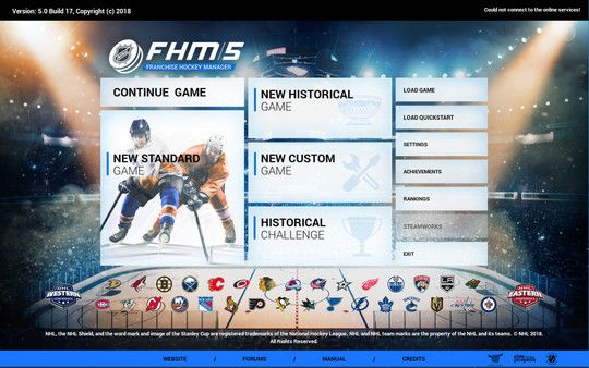 Download Franchise Hockey Manager 5-SKIDROW FREE PC GAME