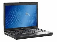 """$229 Reconditioned / refurbished Hewlett Packard (HP) NC6400 laptop with Intel Core 2 Duo 1.83-2GHz CPU, 14.1"""" wide screen LCD, more details..."""