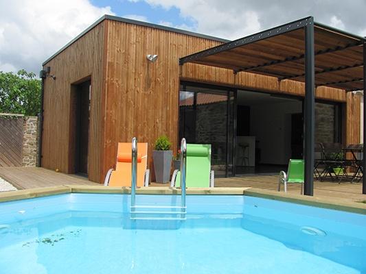 24 best images about extension bois on pinterest garden for Module extension bois