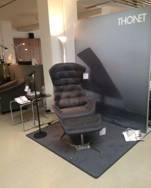 Den Lounge-Sessel 808 jetzt live erleben - bei Drifte Wohnform GmbH in #Moers!