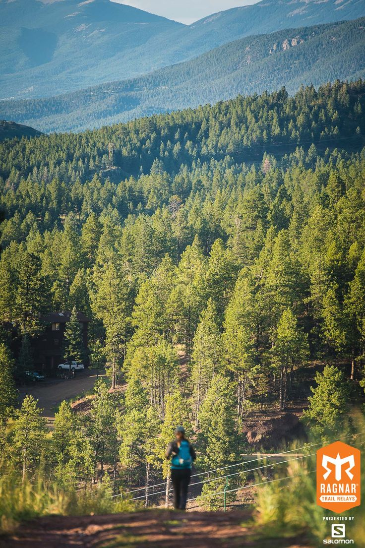 Ragnar Trail Angel Fire - NM, presented by Salomon, Aug. 19-20, 2016. Registration closes July 14!   8 friends, 3 trails, 1 billions stars.