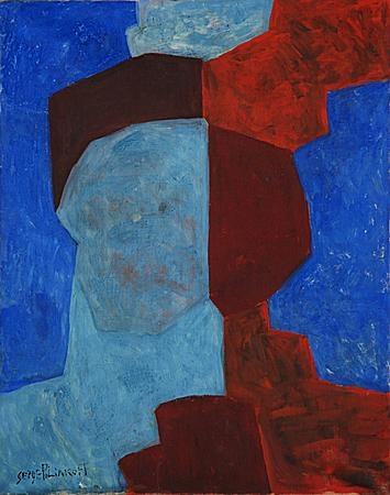 Serge Poliakoff: Composition Abstraite