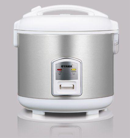Oyama CFS-B12U All Stainless Rice Cooker Oyama http://www.amazon.com/dp/B002UVQZNI/ref=cm_sw_r_pi_dp_Zwyivb15M7NY9