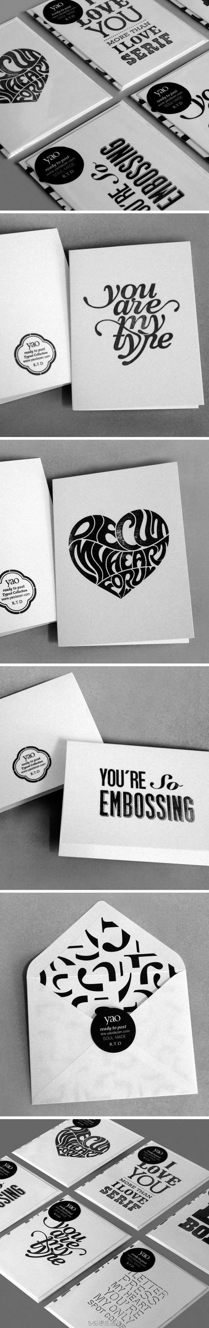 type valentines (har har) I love this...#layout #design #typography