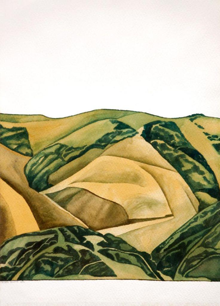 Untitled Robin White - New Zealand artist