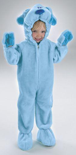 Blues Clues Costume Child 4-6.