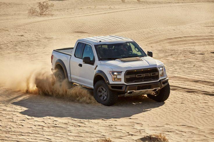 All-New 2017 Ford Raptor Terrain Modes