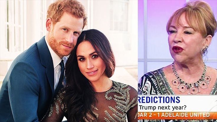 awesome #'It doesn't look good': Shocking Psychic prediction for Meghan Markle and Prince Harry -VIDEO