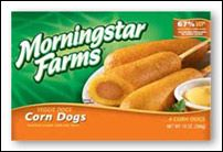 Corn Dogs - 4 points