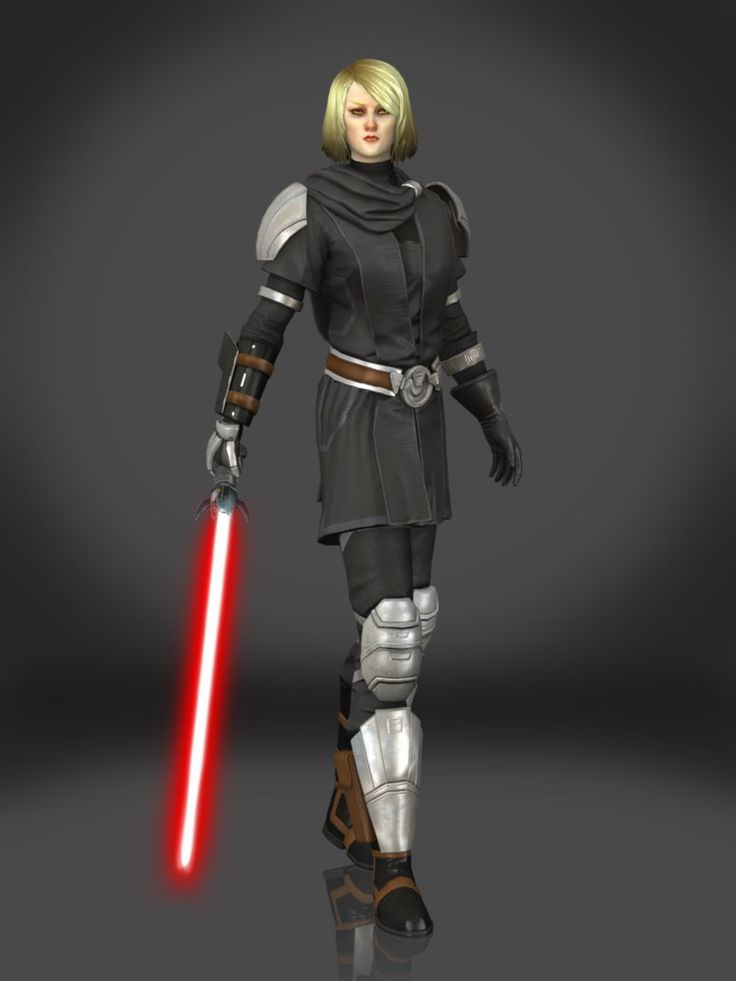 Lana Beniko from Star Wars The Old Republic Property of Bioware ...