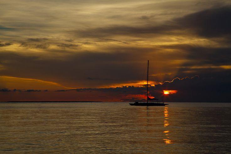 Sunset  #beach #Bayahibe  #LaRomana
