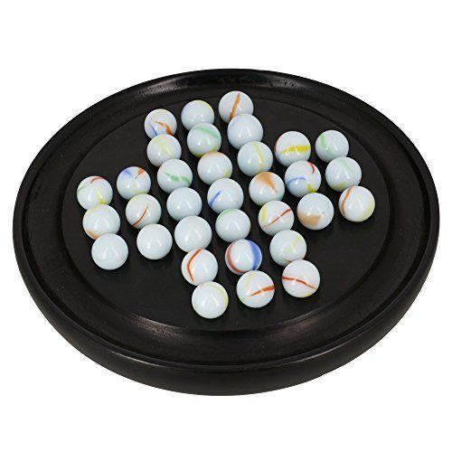Black and White Solitaire Board Game for Adults Memorable Handmade birthday Gift ShalinIndia http://www.amazon.in/dp/B00PNBBAW8/ref=cm_sw_r_pi_dp_v0.Avb0K3J2HN