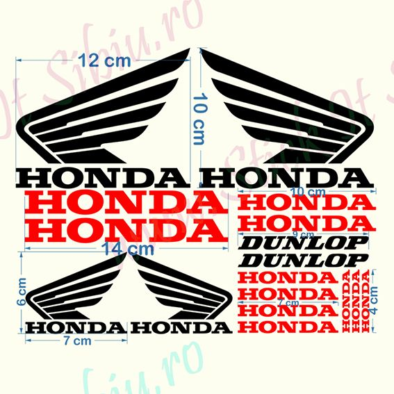 Set Honda