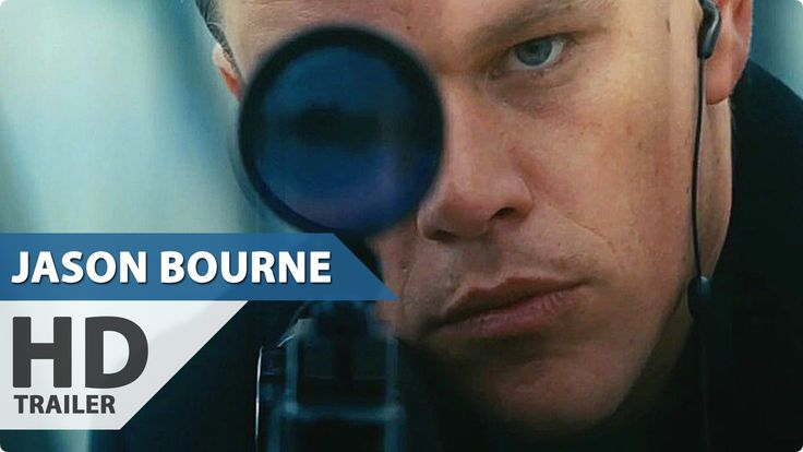 Jason Bourne 5 Trailer 2 (2016) Matt Damon Action Movie HD