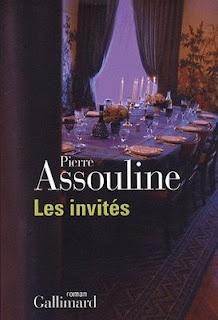"""The Daydreamer's Diary: """"Les Invités"""" de Pierre Assouline"""