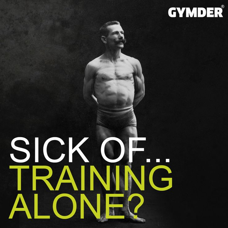 Tired of Working Out Alone? Try 'Gymder' 7