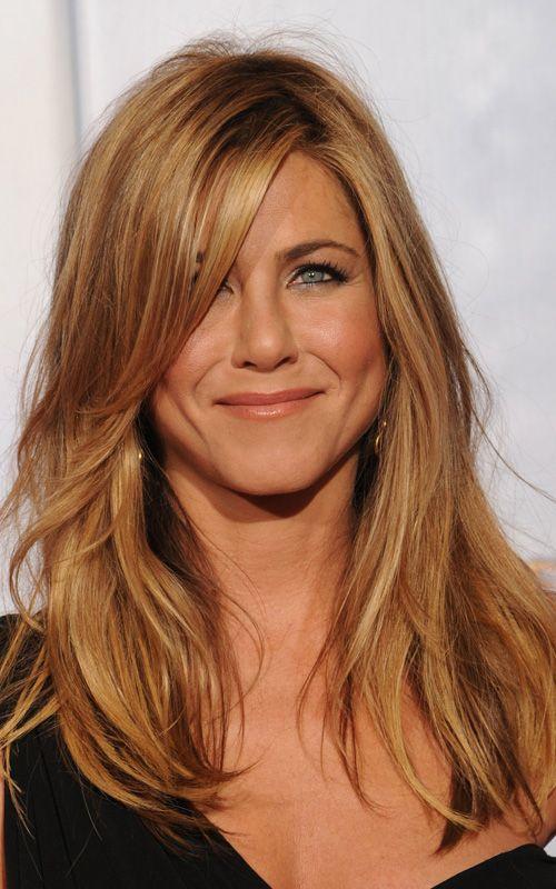 Jennifer Aniston's Hair is always gorgeous!