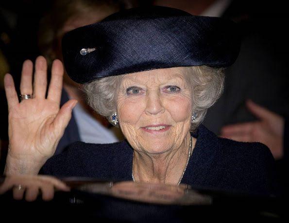 Princess Beatrix Celebrates Her 78th Birthday