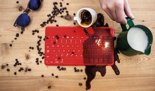 Logitech Keys-To-Go Stand-Alone Keyboard - The Ultra-portable, fit anywhere, go everywhere keyboard.