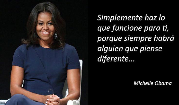 Michelle Obama La Vaughn Robinson es abogada, escritora y la mujer de la 44º presidente de EEUU, Barack Obama. Ella ha sido la primera mujer afroamericana