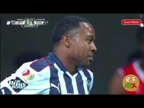 Monterrey vs Pumas - http://www.footballreplay.net/football/2017/02/12/monterrey-vs-pumas/