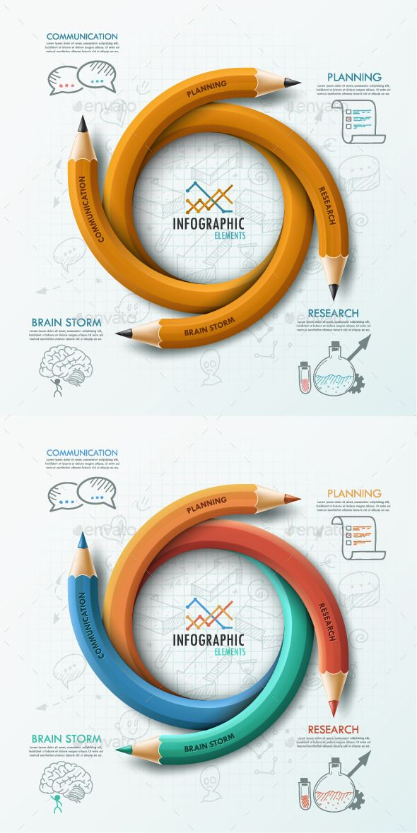 Modern Infographic Options Template #design Download: http://graphicriver.net/item/modern-infographic-options-template-2-items/9084956?ref=ksioks