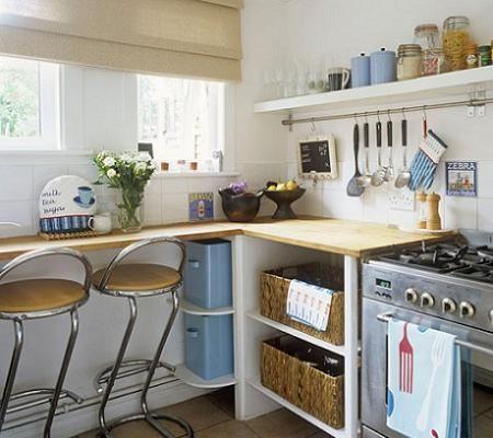 Decoracion – Decoradoras Decocasa » Ideas para cocinas pequeñas