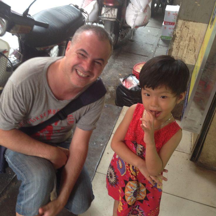 My new little Vietnamese friend ☺️