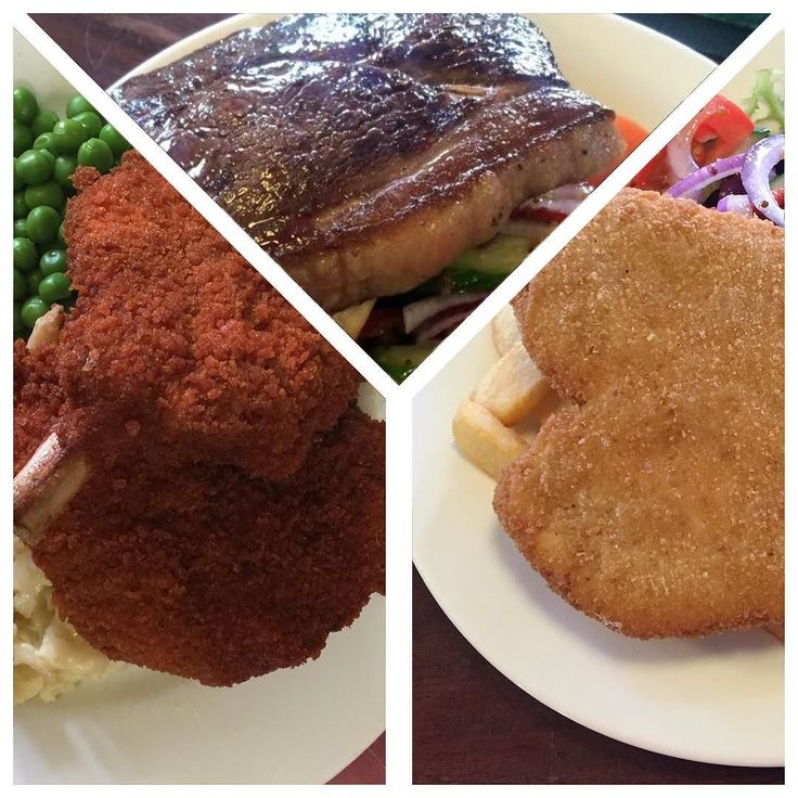 Tuesday Night is Paragon Favourites night. Get Crumbed Cutlets chicken schnitzel or Rump steak with chips -$12ea. Phone-63721313. Eat in or takeaway!