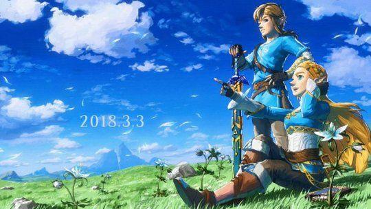 Don't miss your The Legend of Zelda Companion - https://itunes.apple.com/us/app/news-for-legend-of-zelda/id1094178088