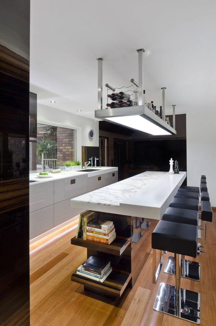 178 best Modern Kitchens images on Pinterest | Modern kitchens ...