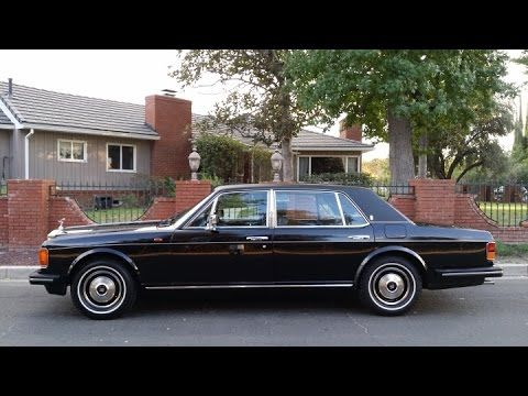 1985 Rolls Royce Silver Spur 7K Miles Museum Quality FOR SALE ONE OWNER ...