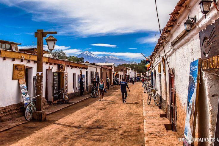 Eis a cidadezinha que você vai montar base para conhecer o Deserto do Atacama. Voltada basicamente para o turismo na região, San Pedro de Atacama recebe milhares de viajantes em busca de aventura.