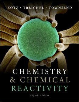Free Download Chemistry and Chemical Reactivity 8e by Kotz, Treichel and Townsend in pdf. https://chemistry.com.pk/books/chemistry-and-chemical-reactivity-8e/