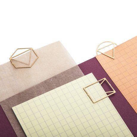 Brass Paperclips - Trouva