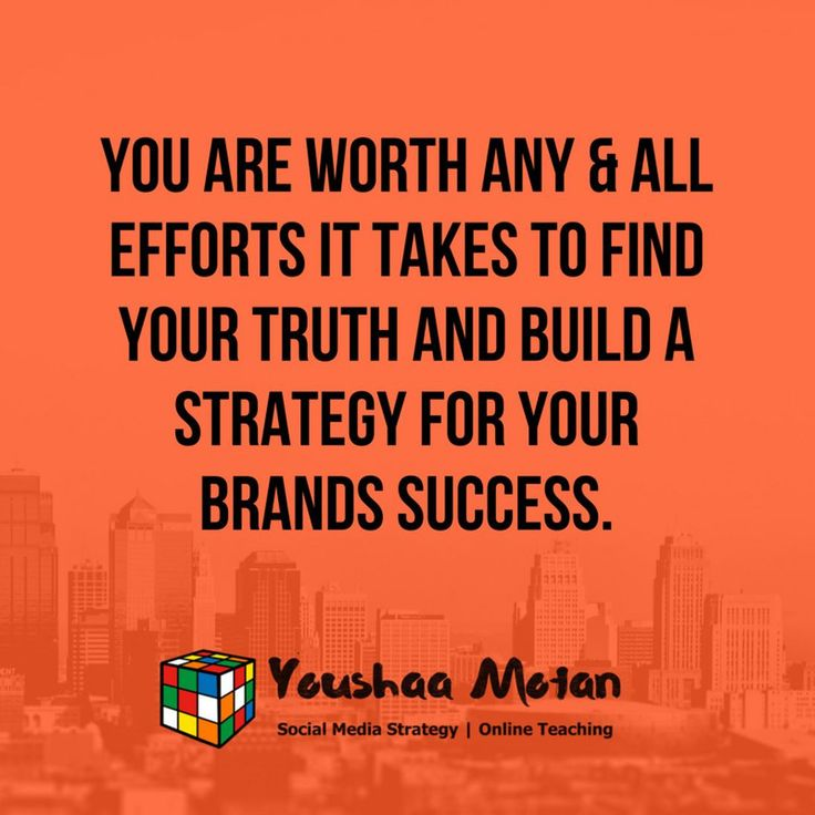 You are worth any and all efforts it takes to find your truth and build a strategy for your brands success.  #success #successquotes #quoteoftheday #wednesdaymotivation #marketingstrategy #digitalagency #marketingagency #branddevelopment #smallbusiness #startup #entrepreneur #goals #inspiration #entrepreneurs #entrepreneurship #entrepreneurlifestyle #entrepreneurlife #entrepreneursofinstagram #workfromhomedad #workfromhomemom #workfromanywhere #workfromhomelife #momboss #dadboss #mompreneur…