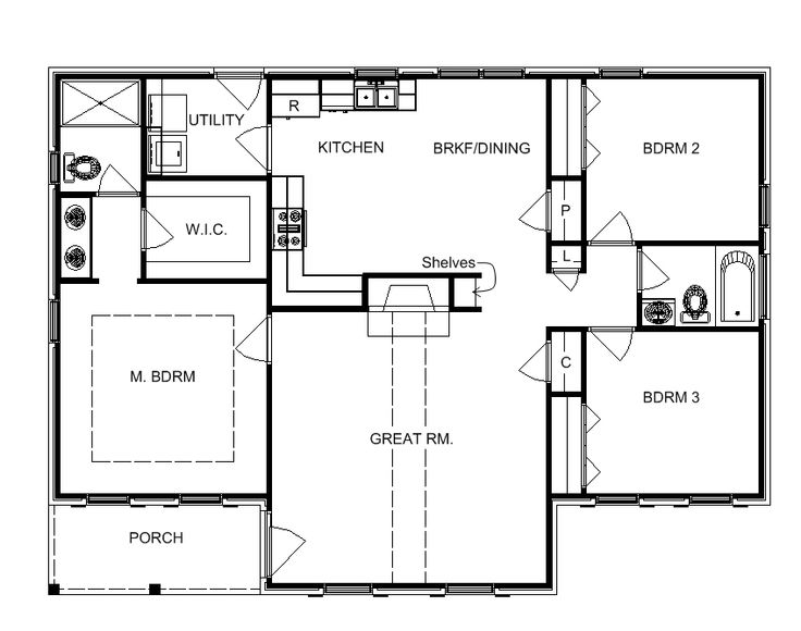 204 Best Images About :: Bill Beazley Floor Plans :: On