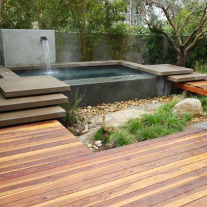 54 best Bassin images on Pinterest Container water gardens, Decks