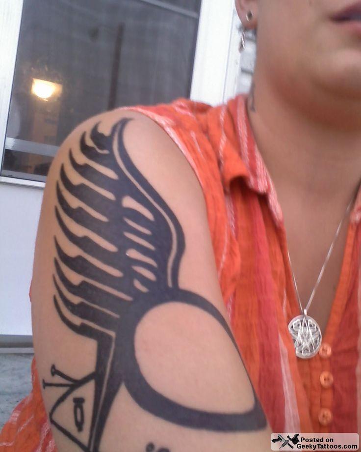 424 best tats heels and pin ups images on pinterest for Battlestar galactica tattoo