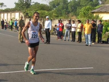 Walking to history: Gurmeet Singh becomes first Indian to bag gold in 20 km Asian Race Walk Championships  Gurmeet Singh on Sunday created history by becoming the first Indian athlete to clinch a gold medal in the Asian 20km Race Walk Championships as he won the men's event with his season's best effort. The 30-year-old Gurmeet clocked 1 hour 20 minutes and 29 seconds. He beat Japan's Isamu Fujisawa (1:20:49) in a close fight in the last 5km. Kazakhstan's Georgiy Sheiko won the bronze medal…