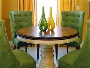 Believe it or not, olive green, harvest gold and orange are making their way back into the interior design scene in 2015. http://NorthwestTransformations.blogspot.com