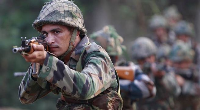 Jammu: Soldier killed in ceasefire violation by Pakistan in Poonch area of Jammu and Kashmir. Details awaited…..