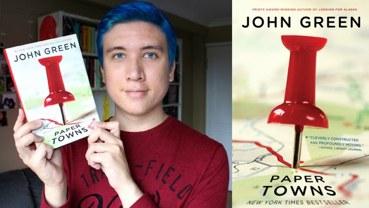 Book Review: Paper Towns by John Green