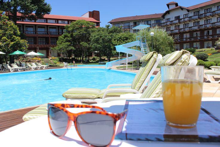 Verão no Hotel Alpestre Gramado
