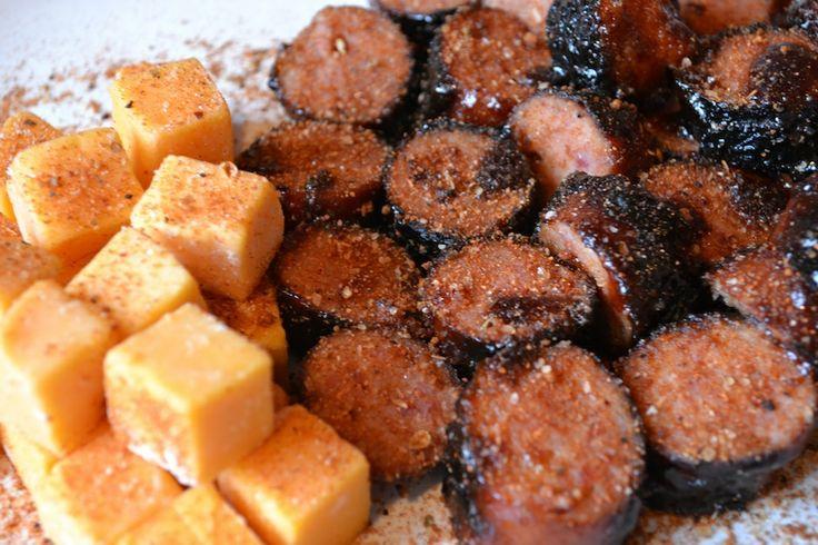 how to cook chorizo sausage links