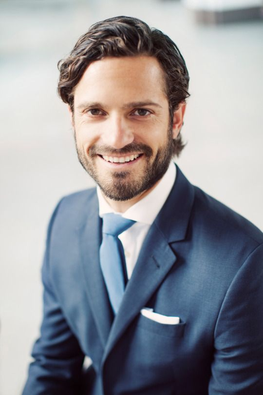 Prince Carl Philip turns 36 today. This picture was released in honor of his birthday.