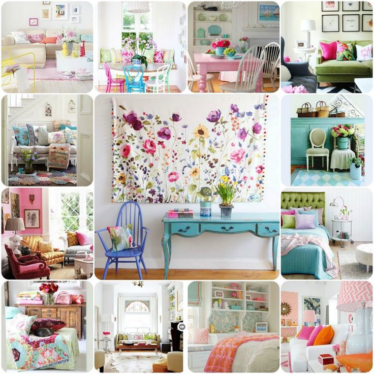 The Colorful Cottage – Canterbury Cottage Designs